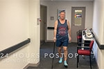 Less Pain and Faster Recovery after Hip Replacement Surgery