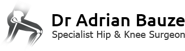 Dr Adrian Bauze Specialist Hip & Knee Surgeon