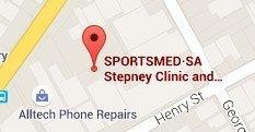 Sportsmed SA Stepney